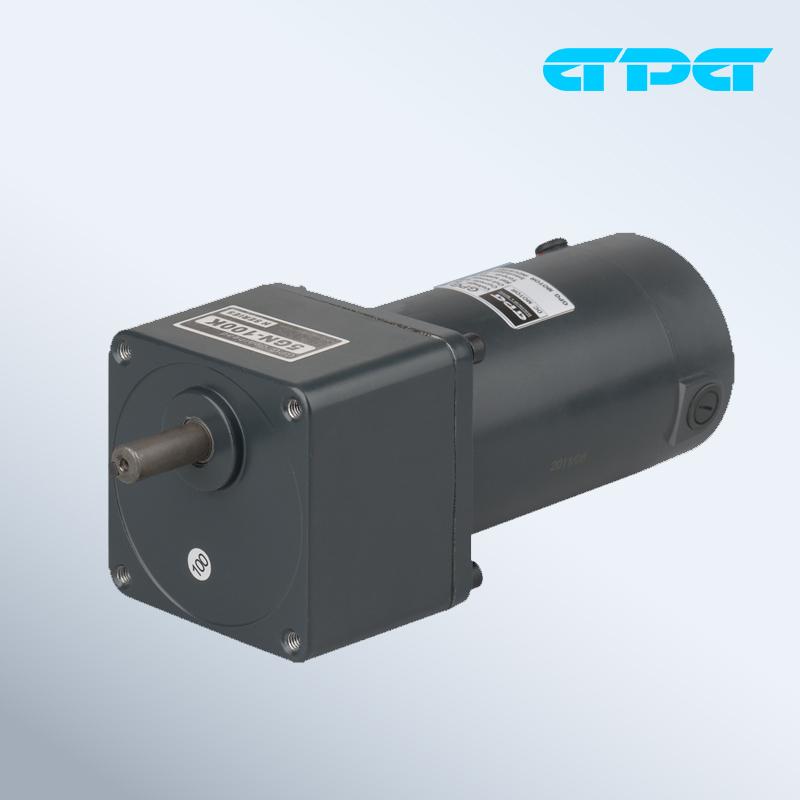 Ціліндричні мотор-редуктори постійного струму